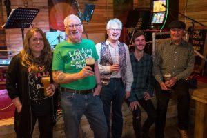 Celtic Mashup band shot
